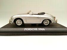 Porsche 356A (Grey) - SCALE 1:43