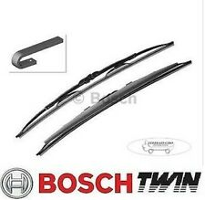 fits ISUZU Front 4121878RMP Windscreen Set Genuine Bosch 2x Wiper Blades Pair