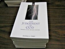 WHOLESALE LOT OF 10 The Judgement of God By: Randall A. Terry Reformer Library