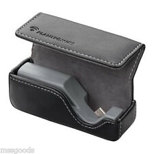 OEM Plantronics Leather Carrying Charging Charger Case for Discovery 925
