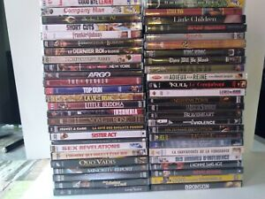 LOT 50 DVD FILM USA AMERICAIN COMEDIE POLICIER ACTIONNEUF SOUS BLISTER L5