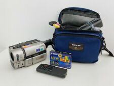 Sony CCD-TRV65E Handycam Hi8 XR Video Pro Camcorder High End