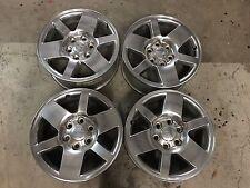 GMC Factory OE Wheels Rims 9595663 Denali Yukon Sierra 18x8