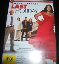 Last Holiday (Queen Latifah) (Australia Region 4) DVD – New