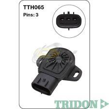 TRIDON TPS SENSORS FOR Suzuki Jimny SN 10/14-1.3L DOHC 16V Petrol