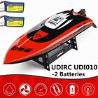 RC Racing Boat Brushless 40km/h High Speed Remote Control Boat for Kids & Adults