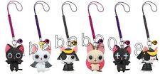 Takara Tomy Gothic World Nyanpire Vampire Cat Pt.2 strap figure gashapon