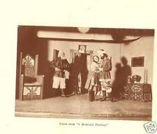 Jessie Tarbox Beals Tipped-In ILLUS - Yearbook 1922