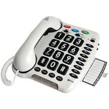 Geemarc Amplicl100 Amplified Big Button Telephone.