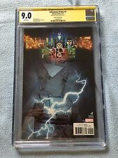 Inhumans Prime #1 (May 2017, Marvel) CGC SS 9.0 Signed by Ryan Sook