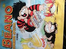 <•.•> BEANO SUMMER SPECIAL • 1998 • DC Thomson box b1a