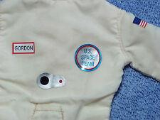 Vintage Captain Action FLASH GORDON REPLACEMENT SPACESUIT DECALS set of 4 GI Joe