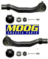 Moog Left Right Outer Tie Rod End Pair Fits Civic CR-V Civic del Sol EL Integra