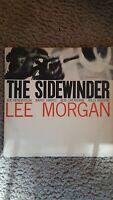 "LEE MORGAN ""The Sidewinder"" LP Record Album Vinyl Van Gelder Blue Note Jazz Ear"