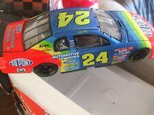Action NASCAR LOT #24 Jeff Gordon, Kevi Harvick, Randy LaJoie,Dale Jerrett