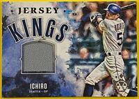 Ichiro-2019 Diamond Kings Baseball (Jersey Kings-Game-Used Material Relic)
