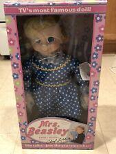 Mrs. Beasley Family Affair Reproduction Doll Cheryl Ladd Voice Ashton Drake 2000
