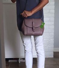 NWT Kate Spade NewYork Finlee Randall Street Porcini Leather Crossbody Handbag