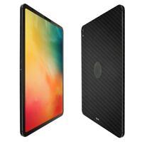 "Skinomi Black Carbon Fiber Skin+Screen Protector For Apple iPad Pro 11"" (2018)"