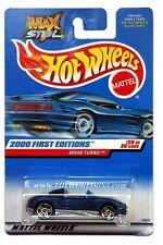2000 Hot Wheels #80 First Edition MX48 Turbo pr5