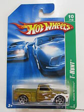 HOT WHEELS 2007  TREASURE HUNT  CUSTOM '69 CHEVY  #10/12  REG.