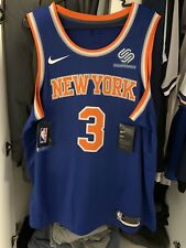 New York Knicks Official Jersey PATCH National Emblem Sealed in Poly Bag