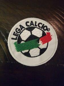 Serie A Patch batch Italy Soccer League LEGA CALCIO 1998-2003 Juventus..
