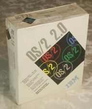 IBM OS/2 for Windows 2.0 New in Sealed Package