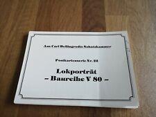 Lokporträt serie V 80: serie 22, Carl Bellingrodts