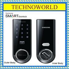 Samsung Smart Keyless Deadbolt Digital Door Lock SHS-3321 ◉ SMART DOOR LOCK