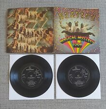 "THE BEATLES-MAGICAL MYSTERY TOUR-2 x 7"" 45rpm E.P.-1967-SMMT 1-STEREO-PIC SLEEVE"