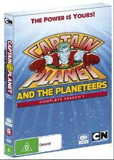 Captain Planet Season 1 NEW R4 DVD