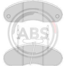 A.B.S. Original BREMSKLÖTZE BREMSBELAGSATZ Vorderachse Nissan, 36877