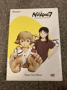 Niea Under 7 Volume 1 Region 1 Anime