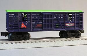 LIONEL HALLOWEEN SPIRITS & SPELLS TRANSPORT CAR O GAUGE train box 6-85253-TC NEW