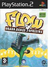 FLOW URBAN DANCE UPRISING for Playstation 2 PS2 - with box & manual - PAL