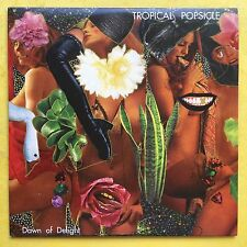 Tropical Popsicle - Dawn Of Delight - 12 Track - Card Sleeve - Promo CD (ENA286)