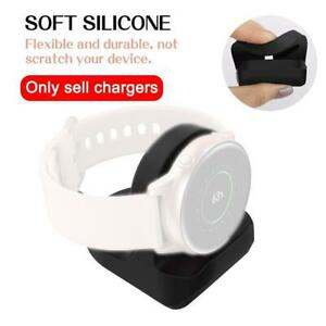 Silicone Charger Stand Without Charging Cable for Samsung Galaxy Watch4/Classic