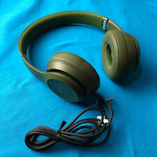 Beats by Dr. Dre Solo 3 Headset - Turff Green Color Headset- Demo