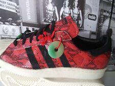 2012 Adidas Superstar 80S Cny Chinese New Year snake skin US 8 UK 7.5 EUR 41