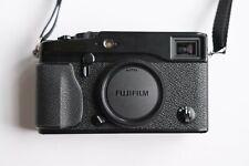 Fujifilm X Series X-Pro1 16.3MP Digital Camera with Thumb grip, box, strap!