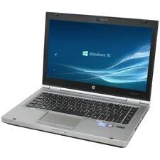 "HP EliteBook 8460p 14"" Laptop Intel i5 2.60GHz 8GB 128GB Win 10 Pro Laptop HDMI"