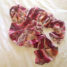 Handmade Chiffon Scarves & Wraps for Women