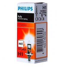 H1 Philips Rally off-road 100W 12V Lampadine Fari Alogeni 12454RAC1 Single