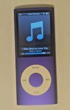 Apple iPod Nano (4th Gen) 8GB Purple A1285