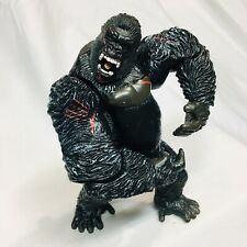 "Universal Studios King Kong Gorilla 6"" Battle Damage Figure (2005 Playmate Toys)"