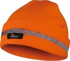 Warnschutz-Mütze Warnschutz Vizwell Wintermütze mit Reflex leuchtorange