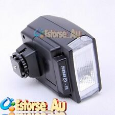 YINYAN BY-18 Mini Flash For Nikon D3400 D7200 D5500 D3300 D7100 D5300 D750 D90