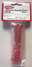 Vintage KYOSHO IFW33R Red Super Soft Spring (L) NEW 900