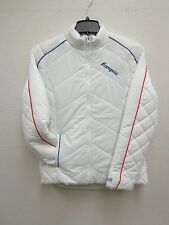 New York Rangers Ladies M A-Game Quilted Jacket 614
